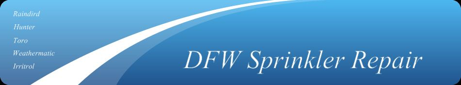 DFW Sprinkler Repair